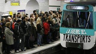 LA GUERRE DES TRANSPORTS