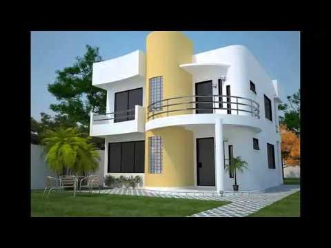 Casas en menos de cien metros cuadrados youtube - Planos de casas de 100 metros cuadrados ...