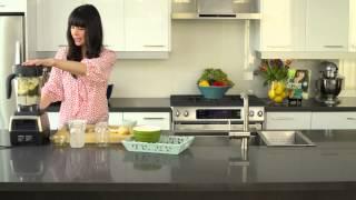 Healthy Recipe: Almond Cauliflower Chilled Soup