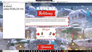 Roblox Holiday Event Review