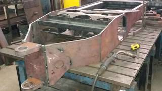 Машина комунальна ММК2000. Процес виготовлення досвідченого зразка