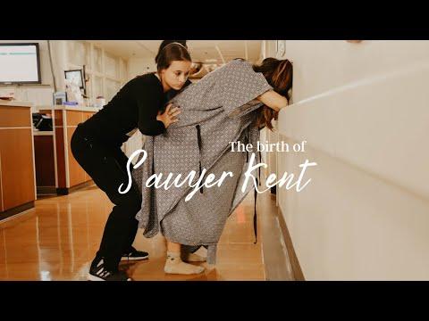 Birth Of Sawyer Kent
