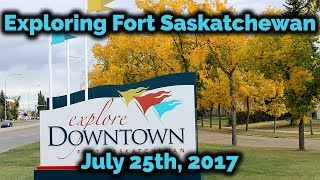 Exploring Fort Saskatchewan - July 25th, 2017 | July and August Events | Dominique Digital