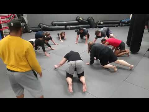 Compound gym oceanside conditioning game