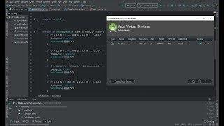 Como correr un AVD de Android Studio en un Procesador AMD