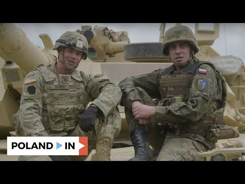 AMERICAN SOLDIERS In POLAND – Poland In