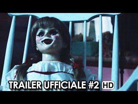 Annabelle Trailer Ufficiale Italiano #2 (2014) - John R. Leonetti Movie HD