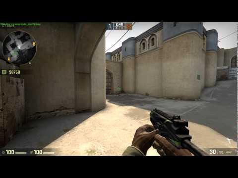 CSGO MP9   Deadly Poison (Factory New)