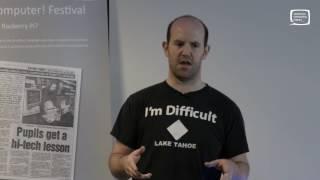 Eben Upton - Raspberry Pi: Britain