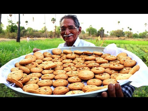 Cookies Recipe | PERFECT Easy Cookies Recipe | Homemade Cookies without Oven Grandpa Kitchen