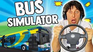 Zocker Sven - Der Wahnsinns Bus Simulator🚌 | Freshtorge