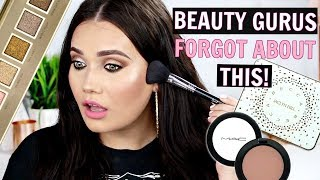 HOLY GRAIL Makeup EVERYONE Forgot About + Beauty Guru Brands Are Boring