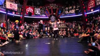 Locking Finał - Czaina vs. Edwin | Rytm Ulicy 2012
