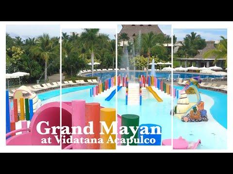 Acapulco Grand Mayan Water Park