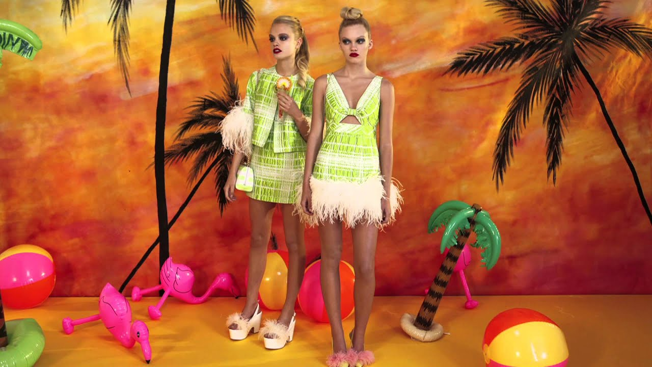 Moschino Cheap and Chic Spring/Summer 2014