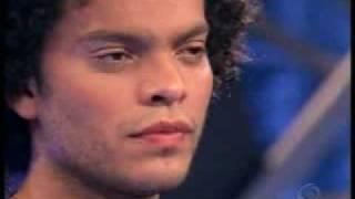 Diego Moraes - Negro Gato - Top 4 - Idolos 2009 - 01/12/09