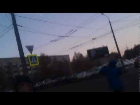Meteorite fall Russia Chelyabinsk 15.02.2013