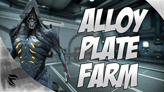 Video Warframe: How To Farm Alloy Plates download MP3, 3GP, MP4, WEBM, AVI, FLV Juli 2018
