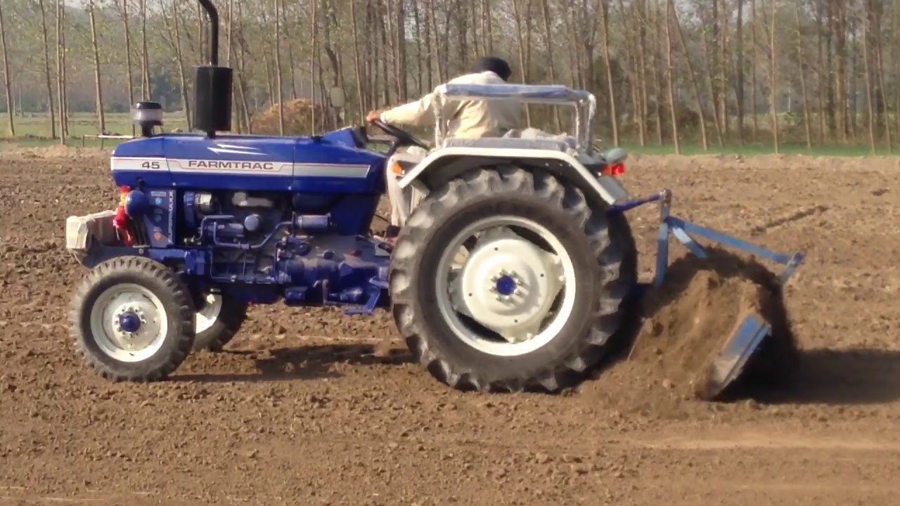 Farmtrac 45 Supermaxx