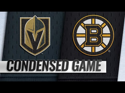 11/11/18 Condensed Game: Golden Knights @ Bruins