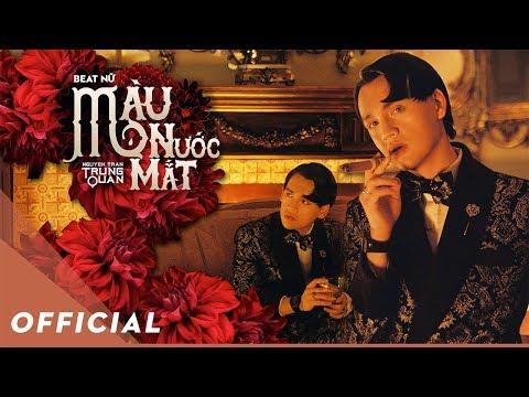 Màu Nước Mắt - Nguyễn Trần Trung Quân | Official Beat (Nữ)