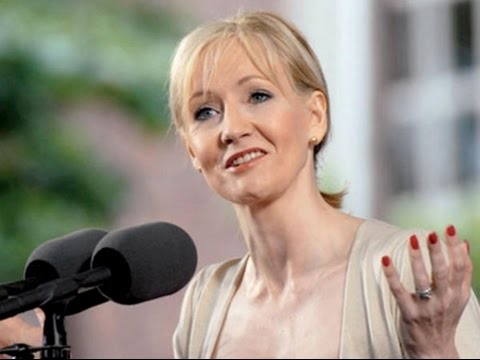 J. K.  Rowling Speech 2008 (full)