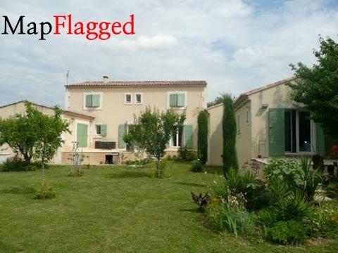 6BED | 1BATH | € 932000 | Villas for sale in Nimes, France 2018 | MapFlagged