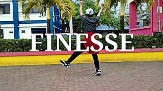 Finesse (Remix) - Bruno Mars ft. Cardi B | Matt Steffanina Choreography | Dance Cover