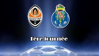 Video Gol Pertandingan Shakhtar Donetsk vs FC Porto