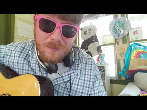 Alan Walker - Darkside (feat. Au/Ra and Tomine Harket) // easy guitar tutorial