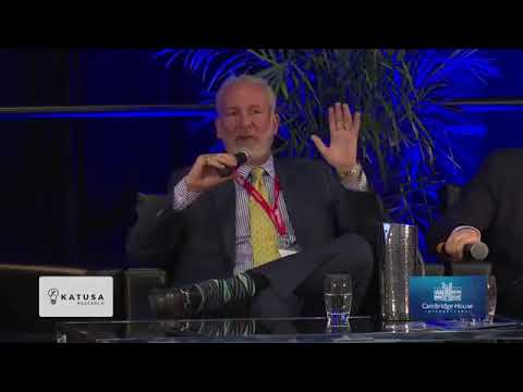 Peter Schiff // The bubble now is housing, stock market & bo
