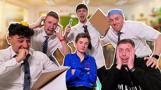 Youtubers vs 12 Year Old Genius In Real Life....
