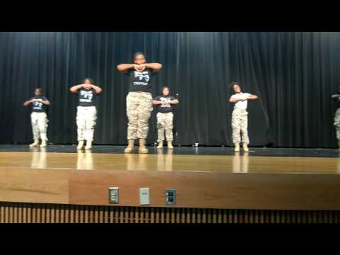 Kennedy-Curry Middle School Step Team ????????