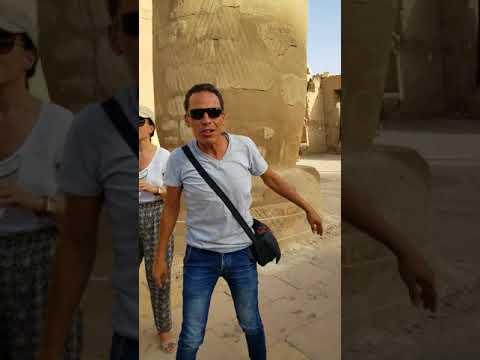 Karkak Temple Luxor Egypt 3