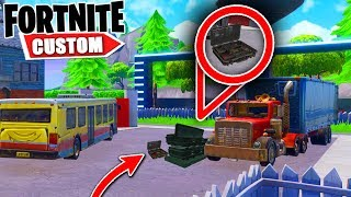 fortnite nuketown search and destroy - fortnite nuketown zombies code