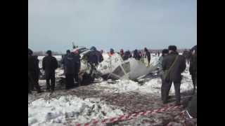 Крушение самолета под Тюменью, 2.04