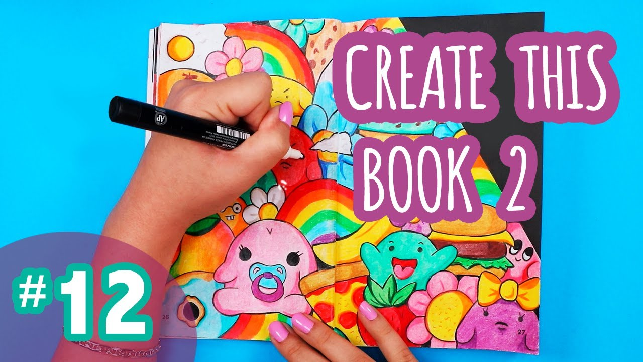 Create This Book 2  Episode 12