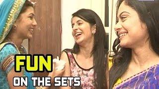 Balika Vadhu : Ganga, Saanchi & Anandi's FUN ON THE SETS