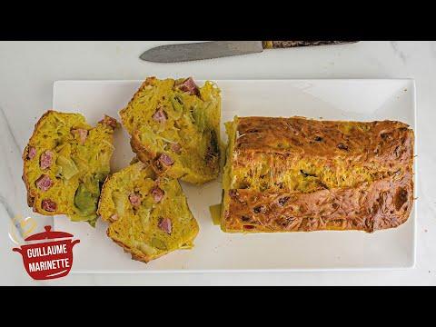 cake-aux-poireaux-et-au-curry-healthy,-comment-faire-?-recette-facile-et-rapide-!