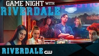 riverdale   game night with riverdale 360 video   the cw