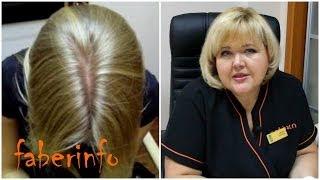 Смотреть видео  если лезут волосы на голове после родов