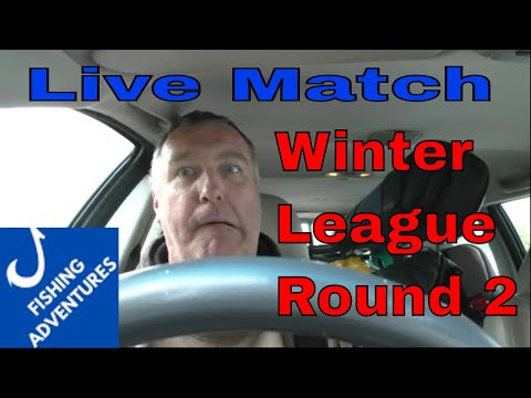 Live Match Fishing, Winter League