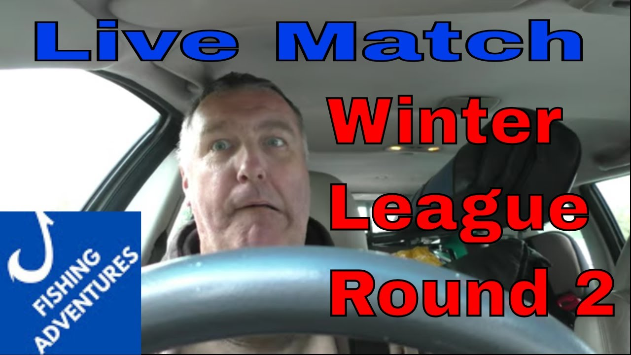 Live match fishing, winter league