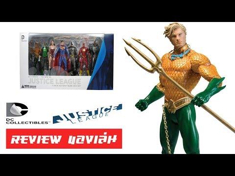 รีวิวของสะสม : DC Collectibles Aquaman Justice League