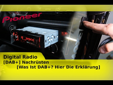 pioneer deh x7800dab autoradio mit digitalradio dab. Black Bedroom Furniture Sets. Home Design Ideas