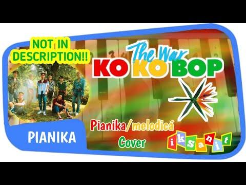 Exo Ko Ko Bop Cover Pianika Melodica Note In Description Youtube