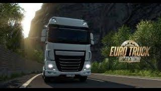 "Euro Truck Simulator 2 #5. "" Nie dokończona historia """
