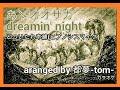 【修正版】あゝオオサカdreamin' night/どついたれ本舗(ヒプノシスマイク)【都夢-tom-アレンジ】【カラオケ】