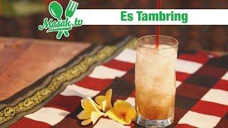 Es Tambring Bali | Minuman #100