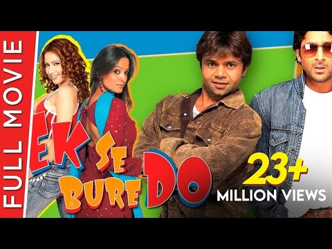Ek Se Bure Do  Full Hindi Movie  Arshad Warsi, Rajpal Yadav, Anita Hassanandani  Full HD 1080p